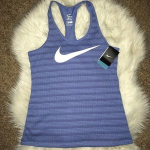 Nike Dri Fit Athletic Cut Tee